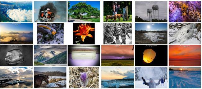 Pentax K-3 Photo Contest: Round 2 Voting