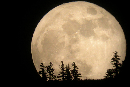 Super Moon this Sunday