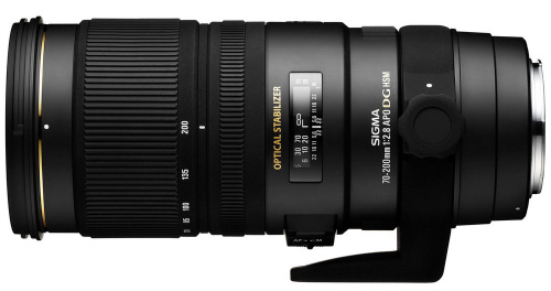 Sigma 70-200mm F2.8 Discontinued for Pentax