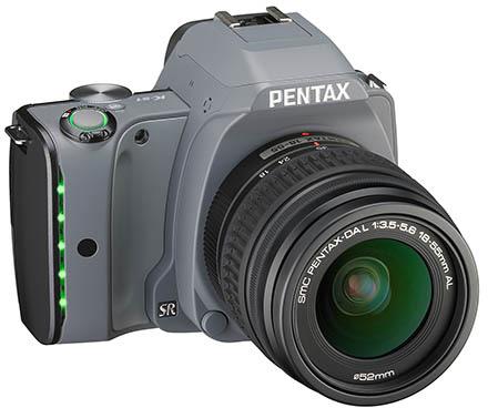 Pentax KS-1 Grey