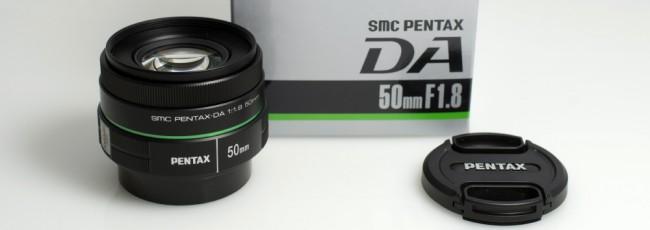 New Members: Win a Pentax DA 50mm Lens!