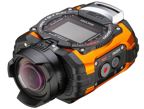 Ricoh WG-M1 Specifications