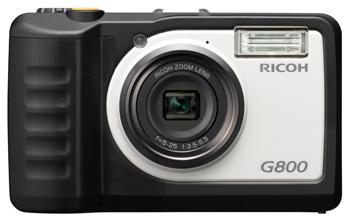 Ricoh G800 Announced