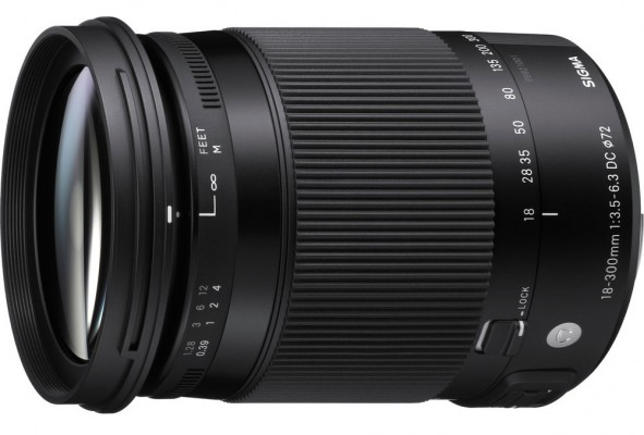 "Sigma Launches New 18-300mm ""Contemporary"" Lens"