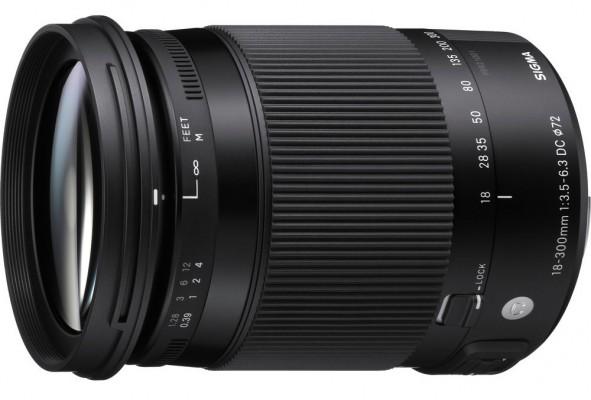 """Sigma 18-300mm """"C"""" Release Date Set"""