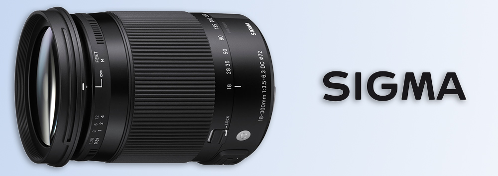 """Sigma Launches New 18-300mm """"Contemporary"""" Lens"""