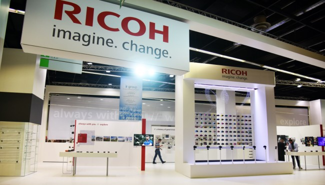 Ricoh Booth
