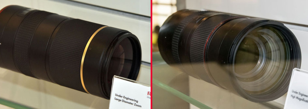 Two New Pentax Telephoto Zoom Lenses