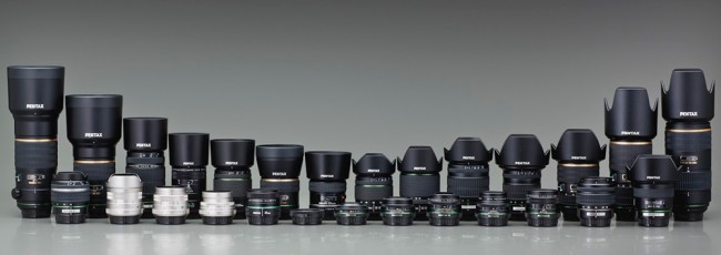 Late January Pentax Lens Deals