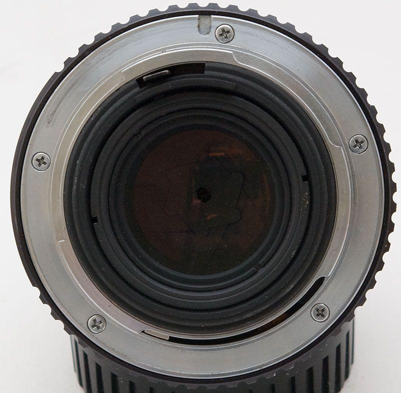 K-mount Lens