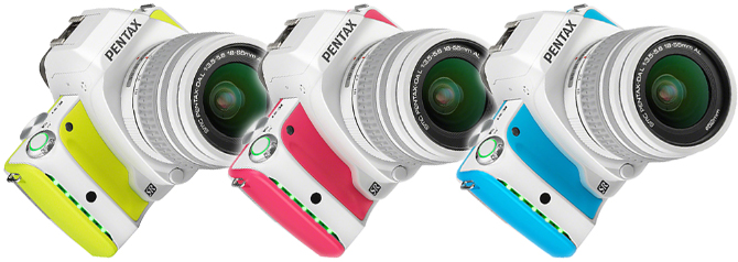 """Sweet"" Pentax K-S1 Colors and Price Drop"