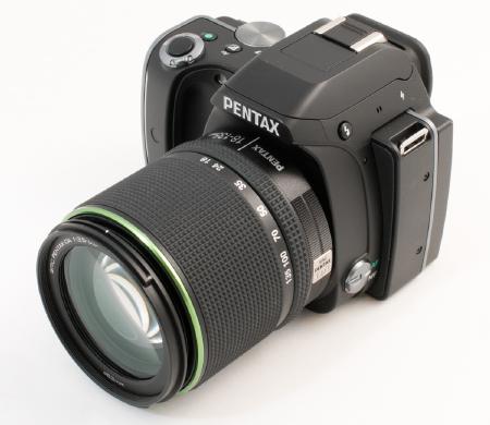 Pentax K-S1 Side