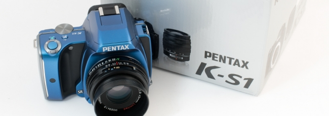 Pentax K-S1 Review Posted