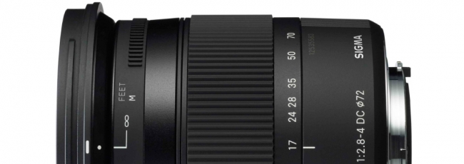 Sigma Addresses 17-70mm Shake Reduction Issue