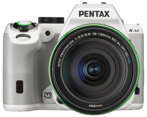 Pentax K-S2 with 18-135mm Lens