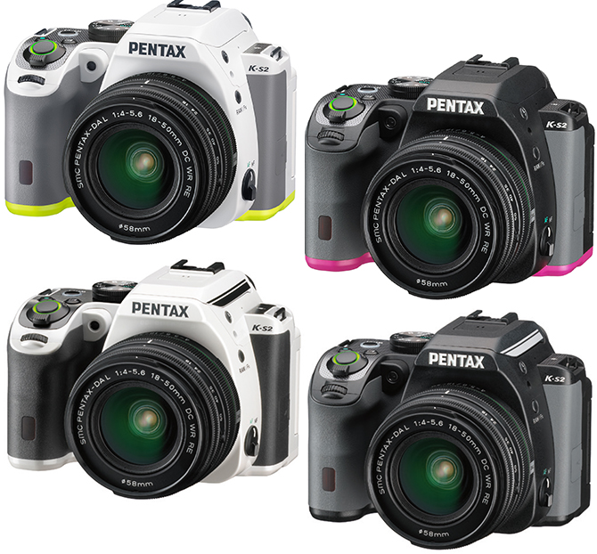 Pentax K-S2 Sport Collection
