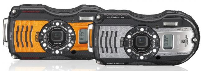 Ricoh WG-5 GPS Announced