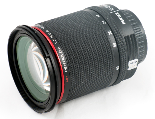 Pentax 16-85mm First Impressions Review