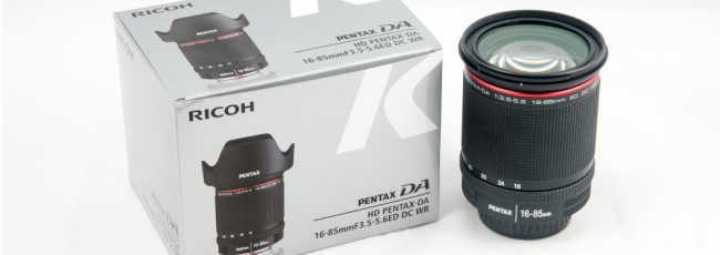 HD Pentax 16-85mm In-Depth Review Posted
