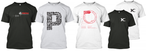 Pentax Forums 2015 T-shirts
