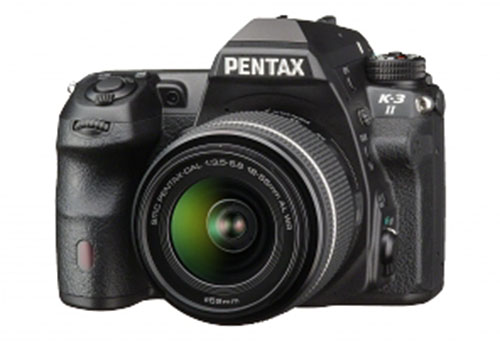 Pentax K-3 II Coming In Late April