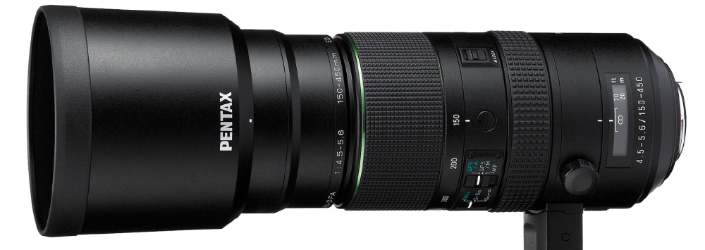 Pentax 150-450mm Now Shipping