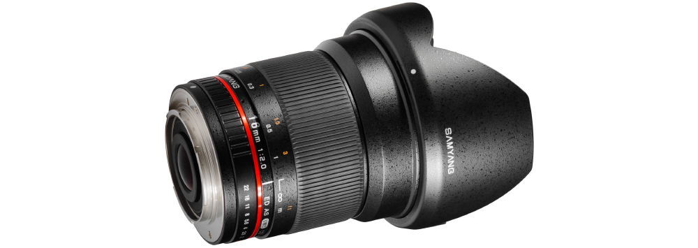 Samyang 16mm F2 In-Depth Review Posted