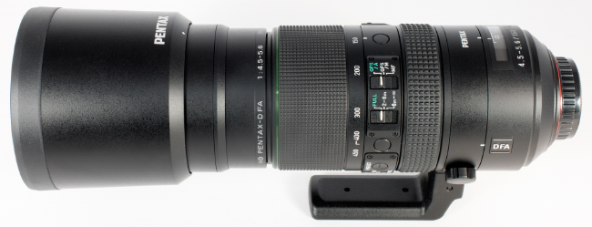 D FA 150-450mm Full Size Sample Photos