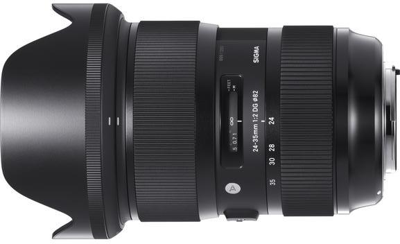 Sigma Announces 24-35mm F2 DG HSM Art