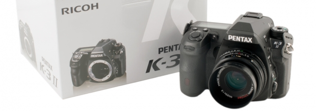 Pentax K-3 II Pixel Shift Resolution Tests