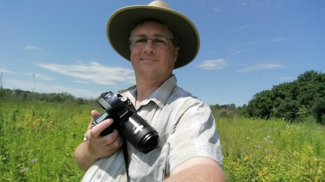 Pentaxian Profile - Terry Miesle