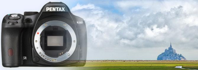 January Photo Contest: Win a Pentax K-50