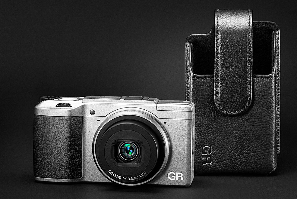 how to update ricoh gr firmware