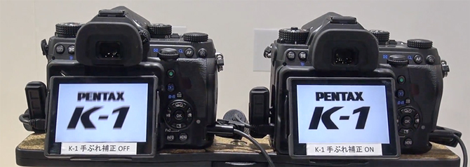 Pentax K-1 Hands-On Demo Videos