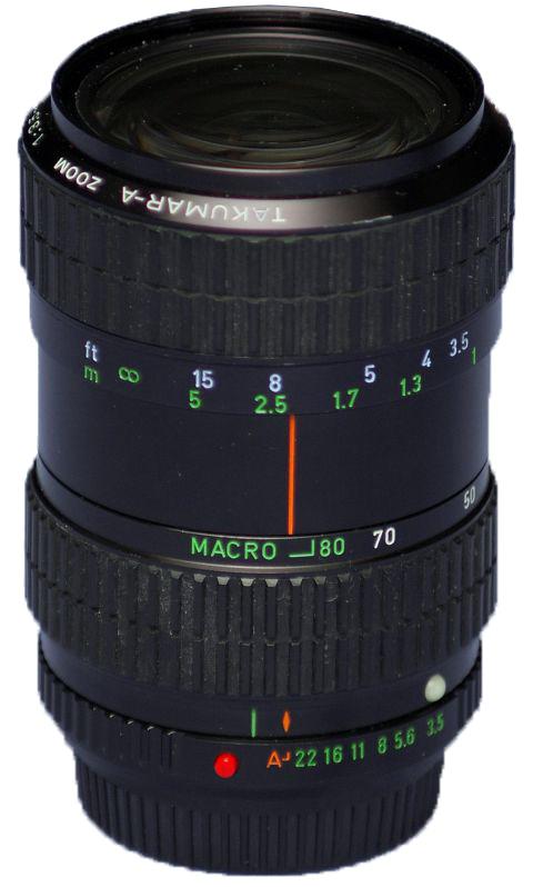 Takumar A 28-80mm