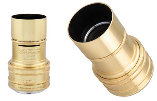 Lomography Daguerreotype Achromat 64mm for Pentax