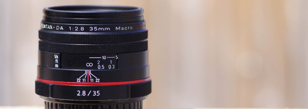 HD Pentax-DA 35mm F2.8 Limited Macro Review
