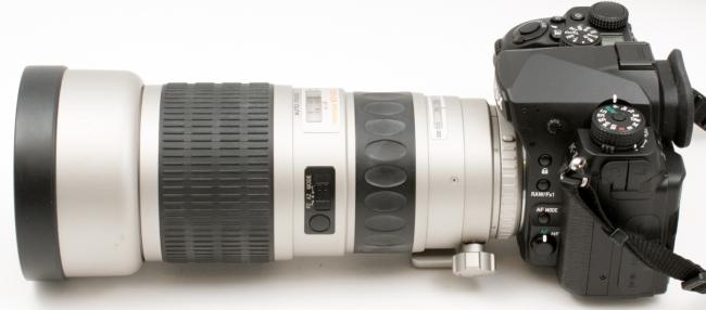 Pentax K-1 Boasts Quietest Screwdrive AF