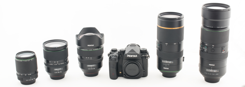 Big Savings on Pentax D FA Zoom Lenses