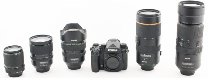 Pentax K-1 In-Depth Review Posted