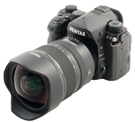 Pentax K-1 Available at Adorama