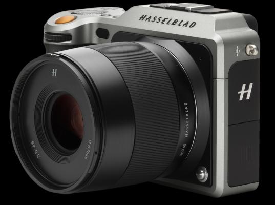 Hasselblad Unveils Mirrorless Medium Format X1D