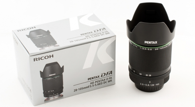 HD Pentax-D FA 28-105mm Review Posted