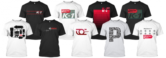 2016 Pentax Forums T-Shirts Now Available