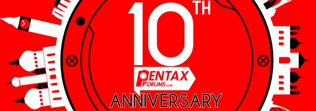 Pentax Forums Turns 10 - Special Events Live