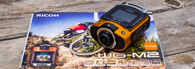Ricoh WG-M2 Review Posted