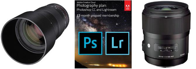 PhotoPlus Pentax Lens Deals & More