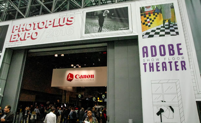 PhotoPlus 2016 Pentax Booth Report