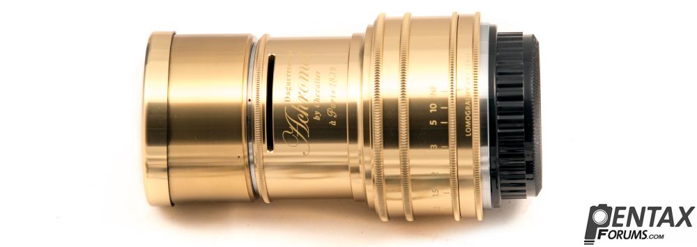 Lomography Daguerreotype 64mm F2.9 Unboxing