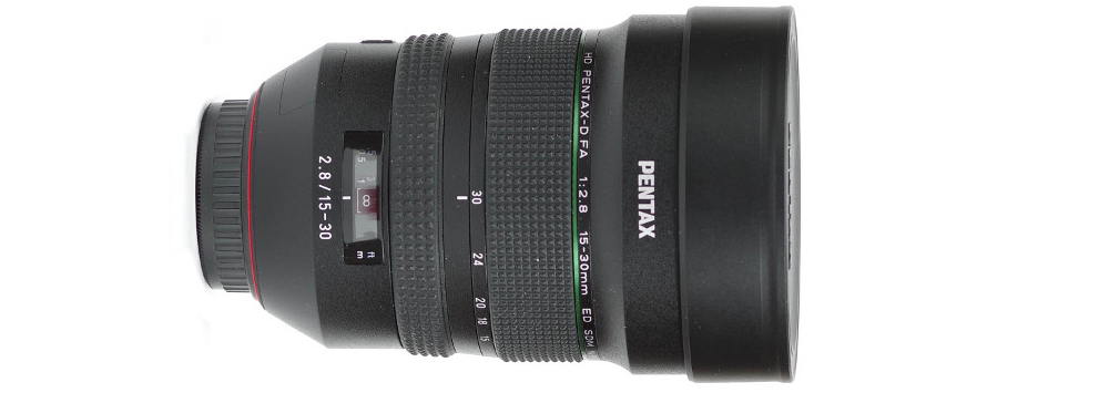 Pentax HD D FA 15-30mm F2.8 Review Posted